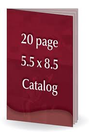 20 Pages Catalogs