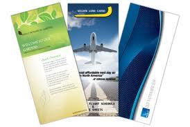 """8.5"""" x 11"""" Brochures"""