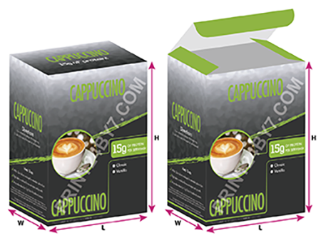 Tea Box Packaging